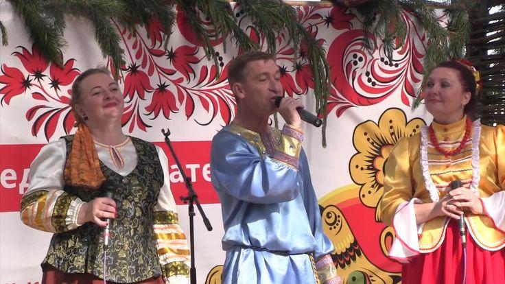 Песню Вишня поет народный ансамбль Придонье