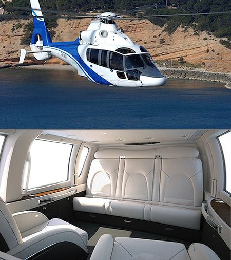Another image of Luxurious Private Helicopters