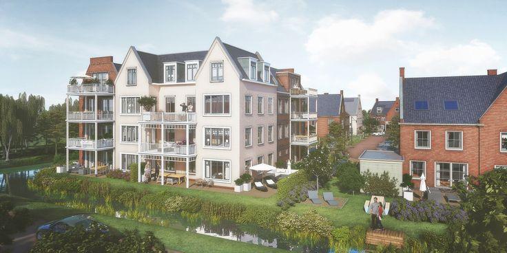 Appartementenvilla Texel