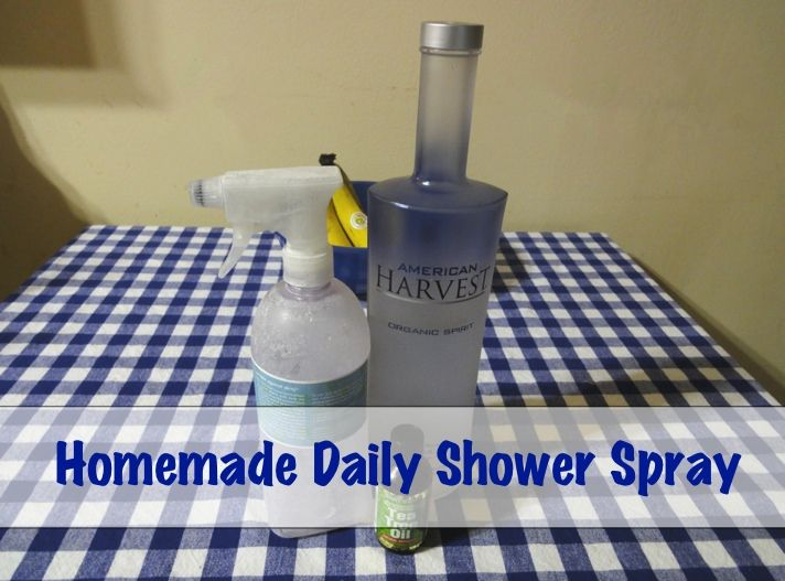 Using A Daily Shower Spray Will Keep Soap Scum And Mildew At Bay And Make It Easier To Clean