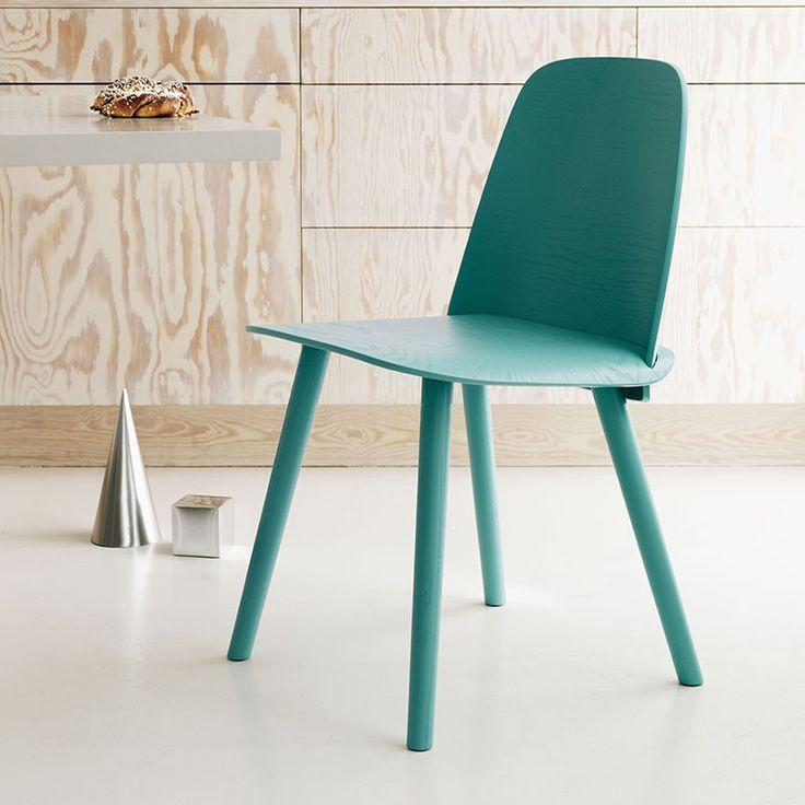 Nerd, un scaun de dining remarcabil produs de Muuto – Intro