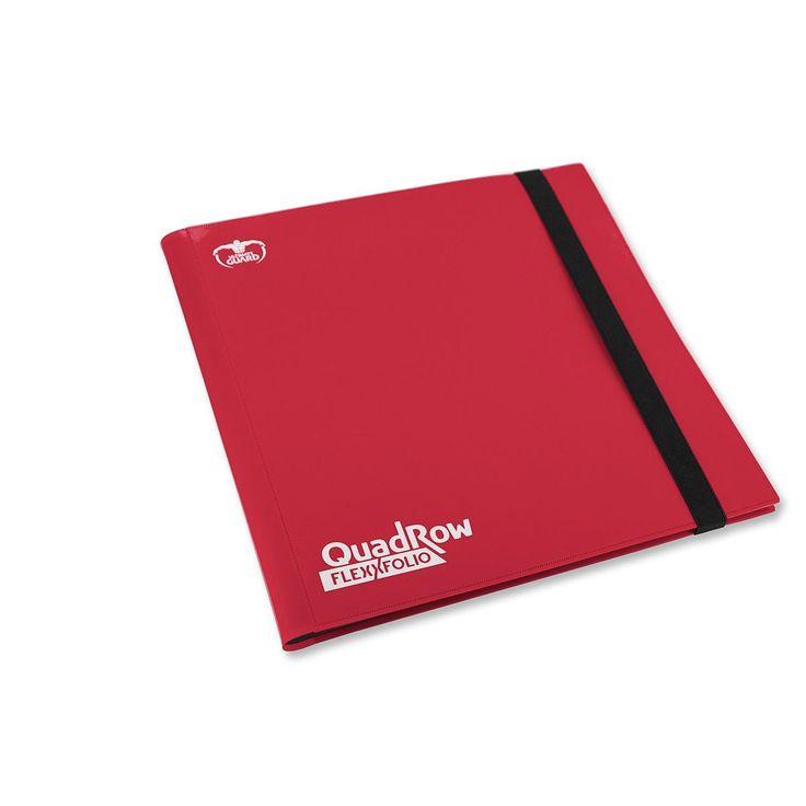 Ultimate Guard QuadRow FlexxFolio Red