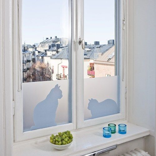 17 best ideas about window stickers on pinterest for Vinilos cristales ikea