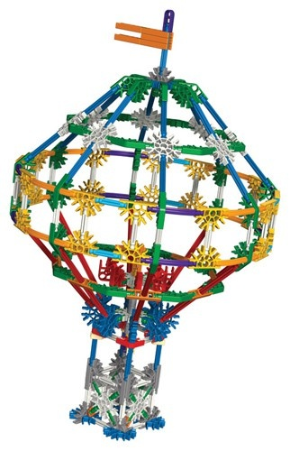 50 Model Building Set - K'NEX 700 part set #qcwin2013 @qualityclassrooms.com