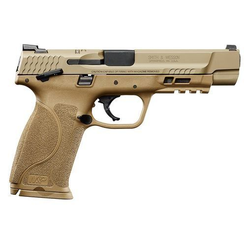 Time for a Sneak Peek at the New Smith & Wesson M2.0 Line