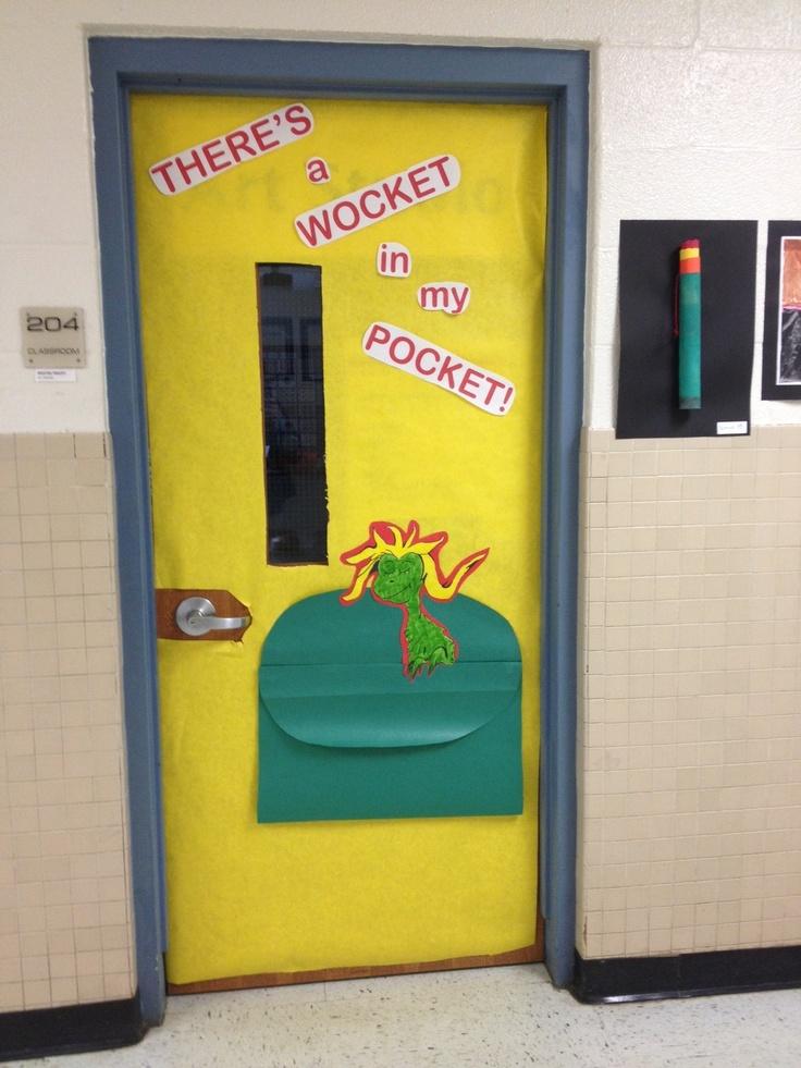10 best Dr. Seuss Door Decorations images on Pinterest ...