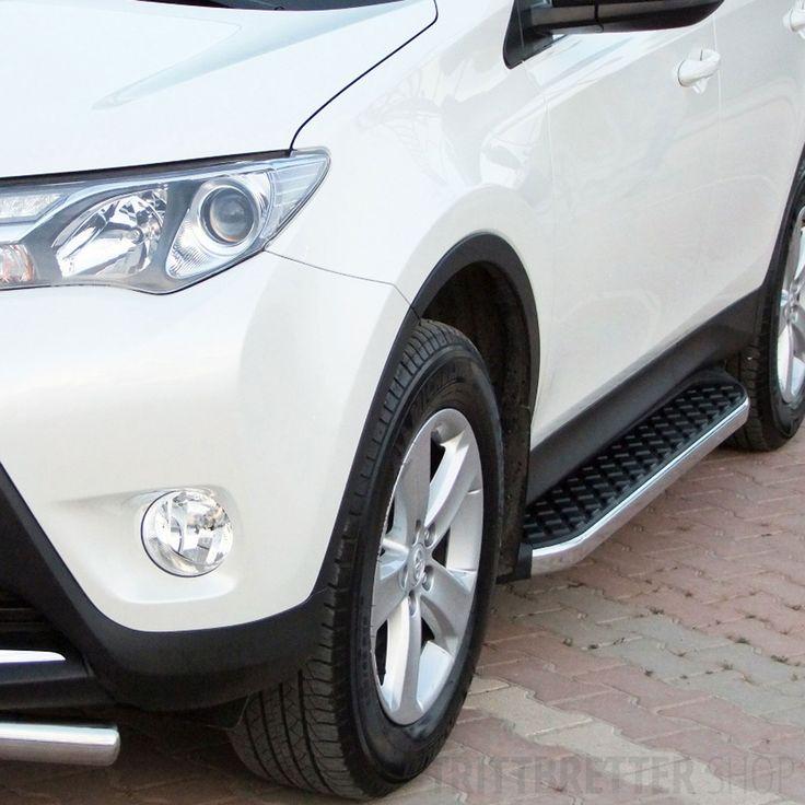 Trittbretter für Toyota RAV-4