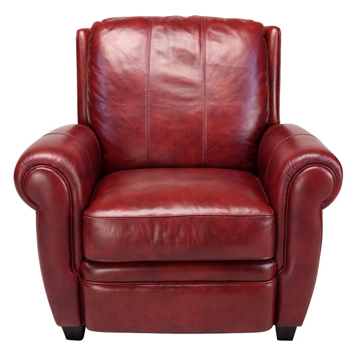 Super Comfy~~~Max Leather Arm Chair