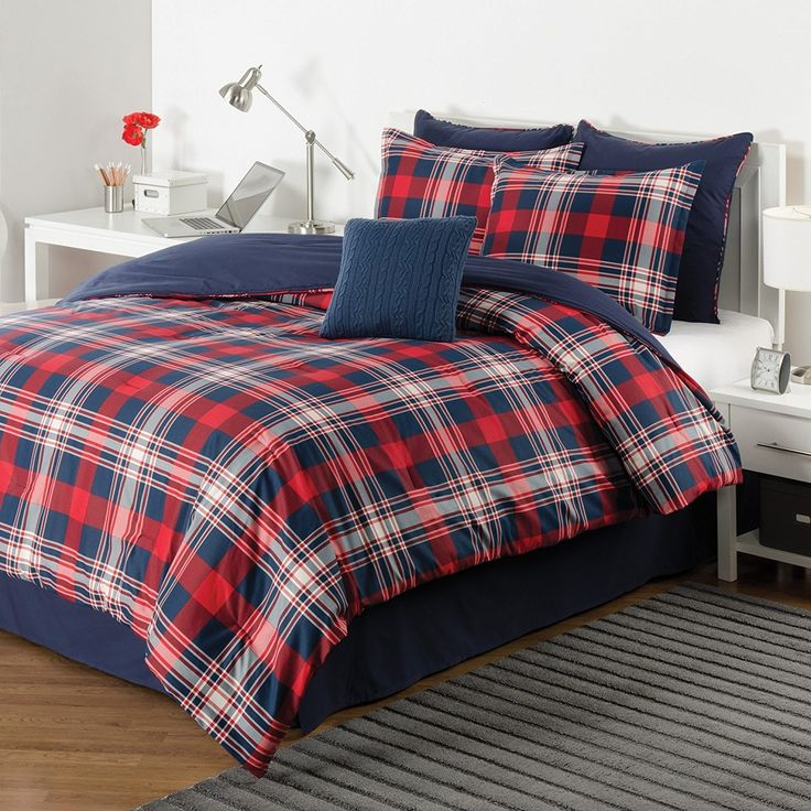 The 25 Best Navy Blue Comforter Ideas On Pinterest