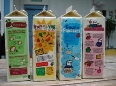 INNOCENT SMOOTHIES FOR KIDS- image