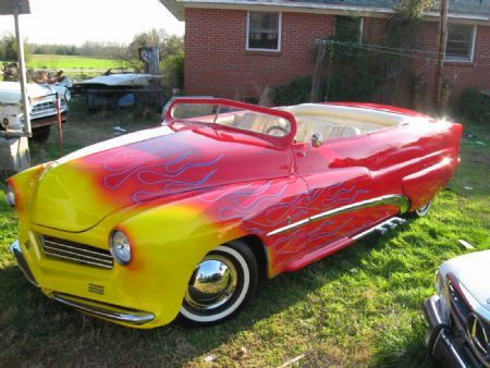 1000 images about george barris customs on pinterest - Cruisin carolina magazine ...