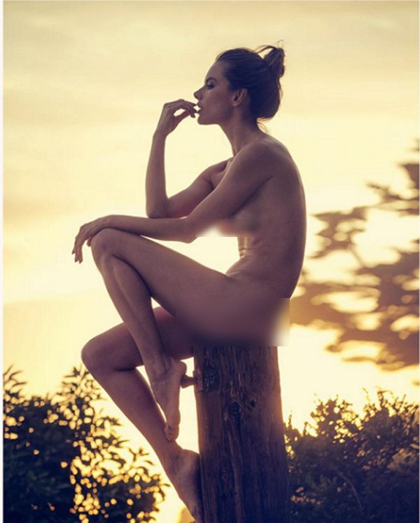 Thiên thần VS Alessandra Ambrosio lại khiến fan 'đứng tim' với ảnh khỏa thân, victoria secret,  Engel , Wäsche, heiße Unterwäsche , Unterwäsche, malaikat , pakaian dalam , pakaian panas , pakaian dalam