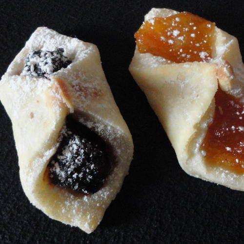 Hungarian Cream Cheese Cookies