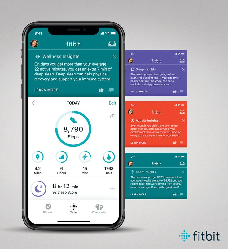 Fitbit launches premium subscription service for health