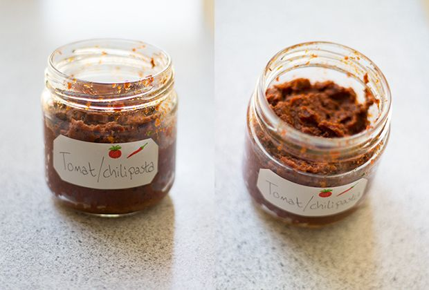 Tomat / chilipasta