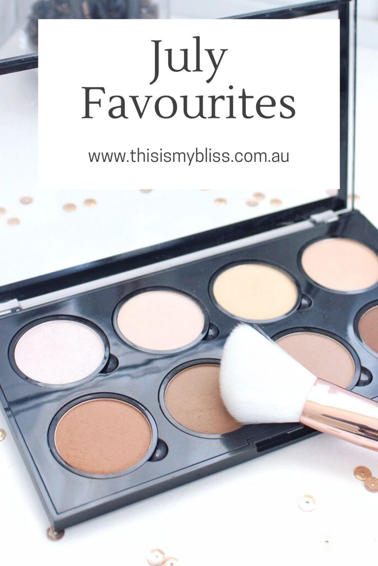 Favourites | July – This is my bliss