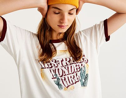 """Check out new work on my @Behance portfolio: """"PULL&BEAR   WESTREBEL"""" http://be.net/gallery/55354199/PULL-BEAR-WESTREBEL"""