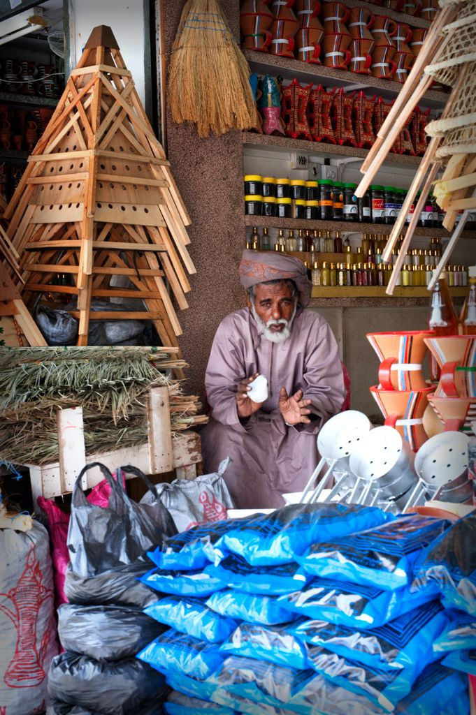 Mutrah Souqe | by Oman Tourism