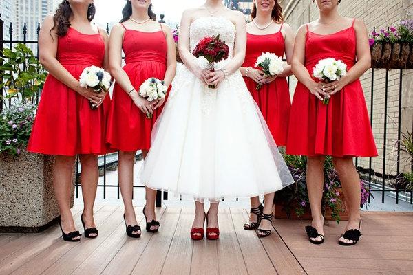 chicago maids heels