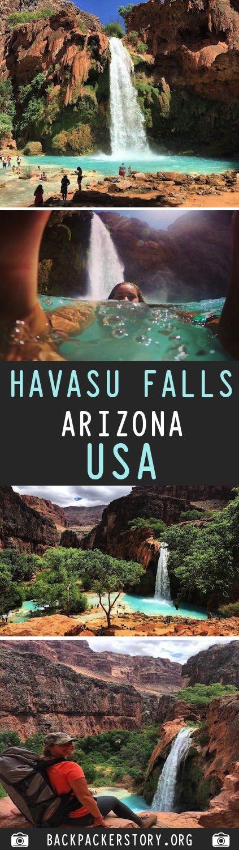 Complete guide to Havasu Falls - Arizona, USA