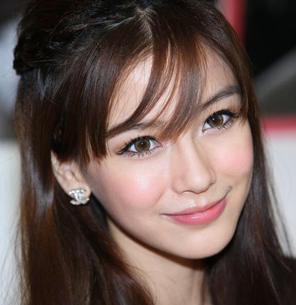 angelababy makeup