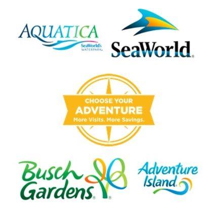 choose your adventure seaworld busch gardens tickets. beautiful ideas. Home Design Ideas