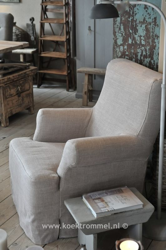 1000 images about hoffz dealer on pinterest grey furniture decor and interieur - Comfortabele fauteuil ...