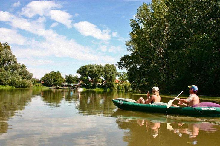 Bratislava - Little Danube Canoe Tour | AuthenticSlovakia.com