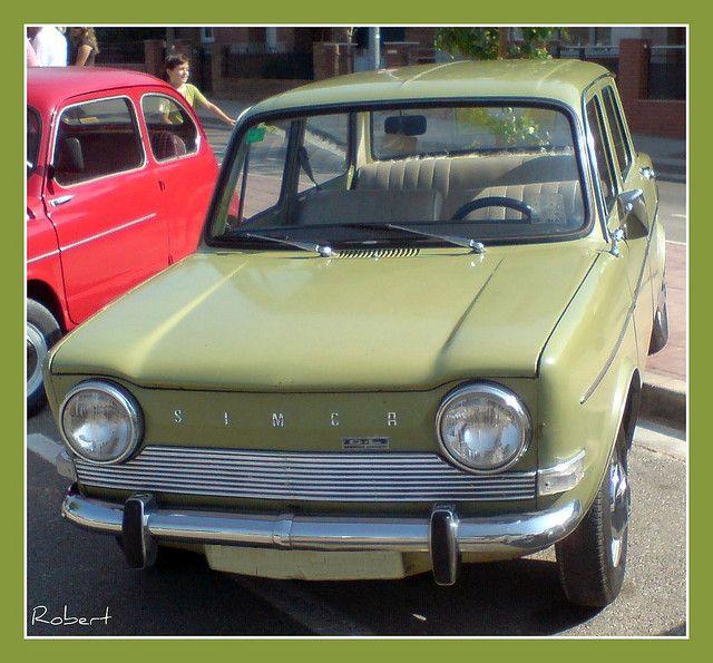 1969 Simca 1000