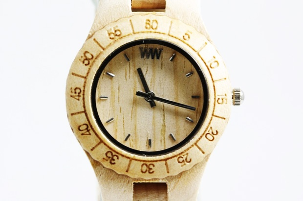 Orologio in Legno We Wood #watch #watches #wristwatch #clock #clocks #time