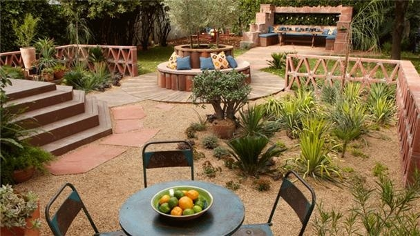 45 best pathways images on pinterest landscaping for Jamie durie garden designs