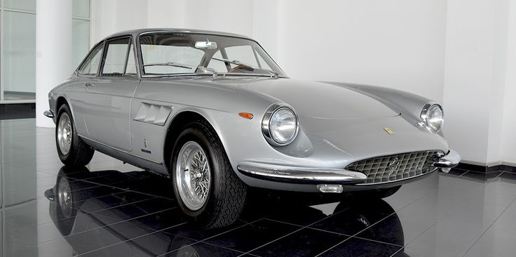 1967 Ferrari 330 GTC | Tomini Classics