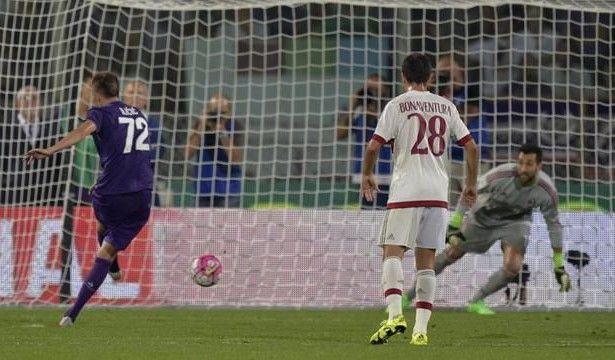 Milan - Fiorentina Serie A: Pronostico e streaming. Match 20°giornata del campionato italiano di calcio. Domenica 17-01-2016 ore 20.45