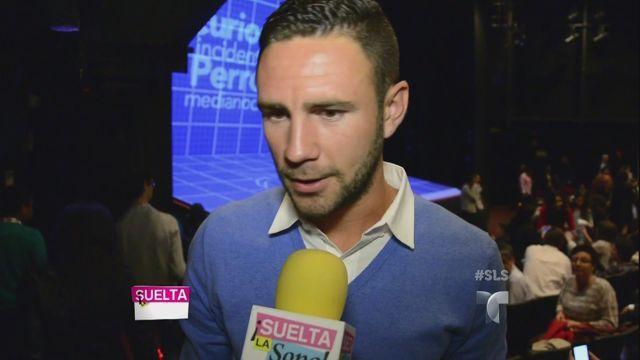 Miguel Layun agradecido con Aracely Arámbula (VIDEO)