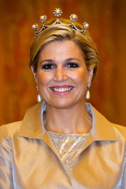 Dutch Princess Maxima