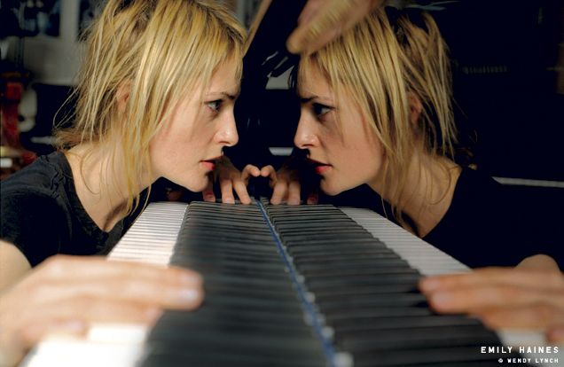 Emily Haines - one of the best voices around.