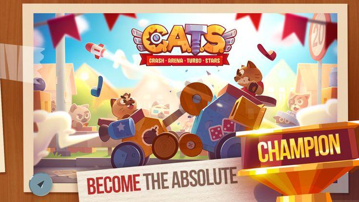 """C.A.T.S – tựa game mới nhất từ """"cha đẻ"""" siêu phẩm Cut the Rope – Tải Game Mới Nhất Cho Điện Thoại"""