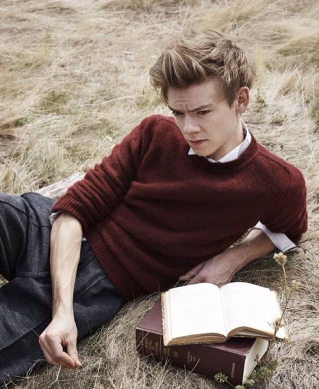 It's TBS! Thomas Brodie-Sangster