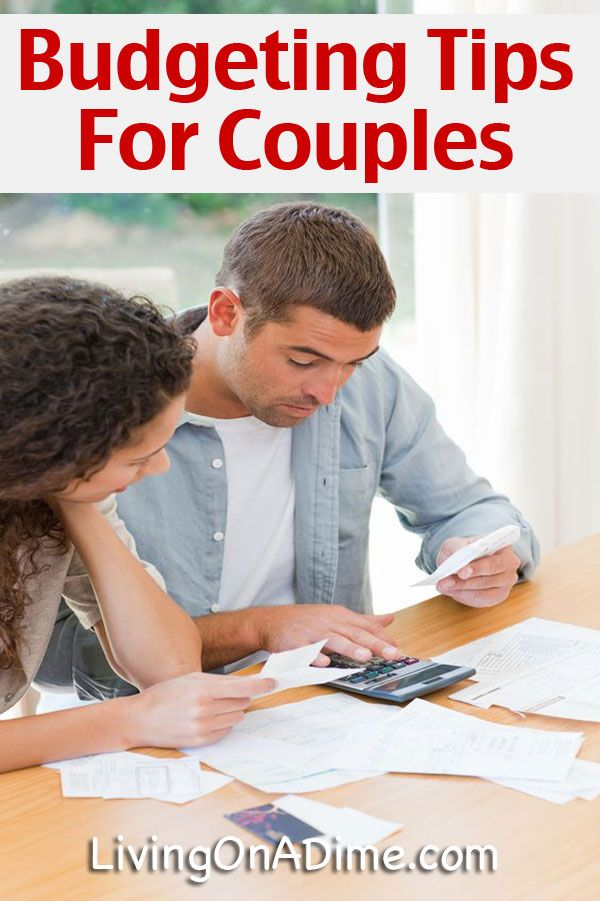Budget Advice For Married Couples - How To Work Together With Your Spouse About Money