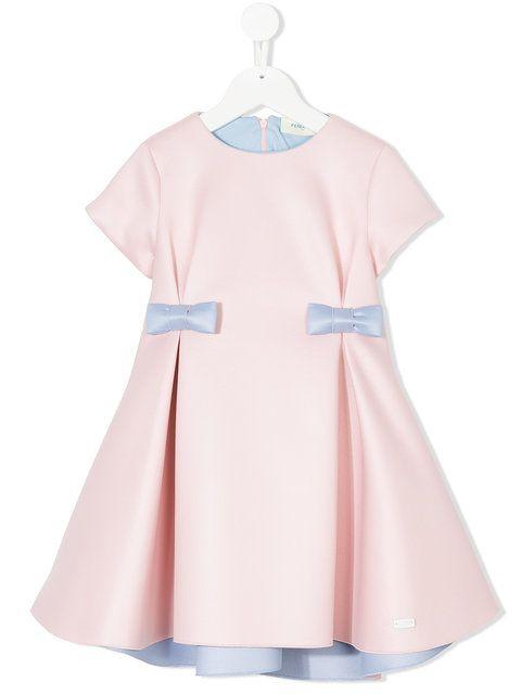 6b6e9689 Fendi Kids bow dress   Kids' Clothing, Shoes, Accessories