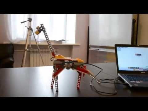 Робот Жираф