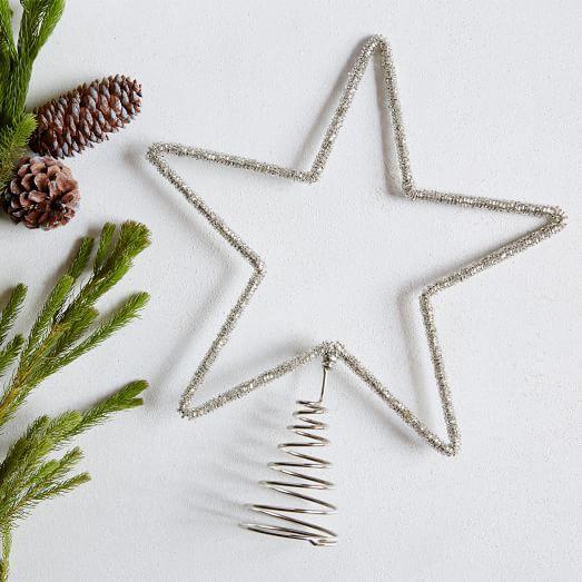 Star Tree Topper | West Elm