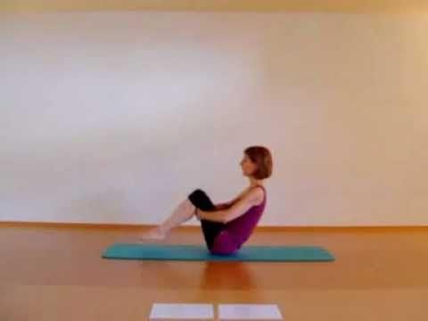 ▶ Cours Pilates tout niveau 45' - YouTube