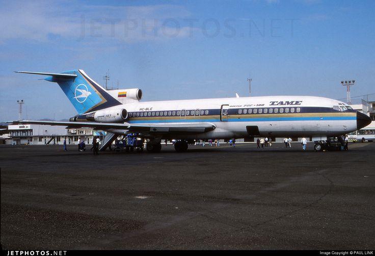 Boeing 727-34 HC-BLE 19691 Guayaquil José Joaquín de Olmedo Int'l - SEGU