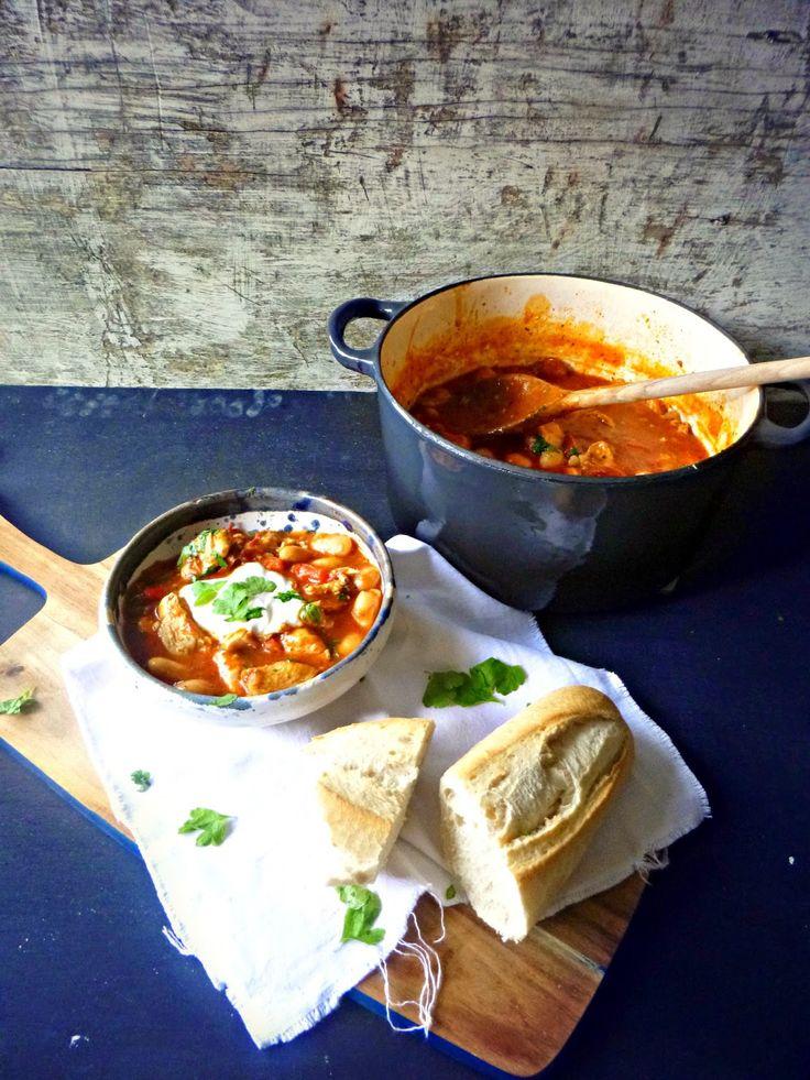 Best 25 easy student recipes ideas on pinterest student food easy student recipe chicken chorizo and butterbean stew forumfinder Gallery