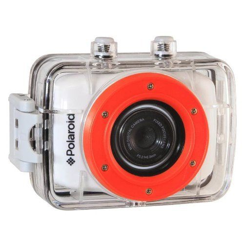 Appareil photo étanche XS7 HD 720p 5 MP de Polaroid pour les sports d'action, avec écran LCD tactile, kit de fixation inclus de Polaroid, http://www.amazon.fr/dp/B009ETEEAU/ref=cm_sw_r_pi_dp_5-u5sb037WGK9