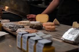 The Bruny Island Cheese Company...