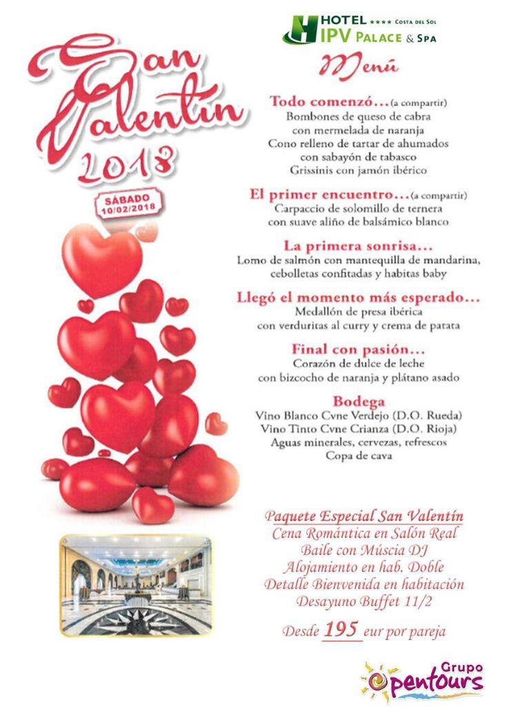 | GRUPO OPENTOURS | . Hotel IPV Palace & Spa **** (Fuengirola, Málaga, Andalucía, España) ---- Especial SAN VALENTIN 2018 ---- Desde 195 € por pareja ---- Resto condiciones de esta oferta en www.opentours.es ---- Información y Reservas en tu - Agencia de Viajes Minorista - ---- #ipvpalace #hotelipvpalace #fuengirola #malaga #andalucia #enamorados #parejas #sanvalentin #sanvalentin2018  #escapadas #hoteles #vacaciones #estancias #ofertas #soloadultos #agentesdeviajes  #reservas #touroperador…