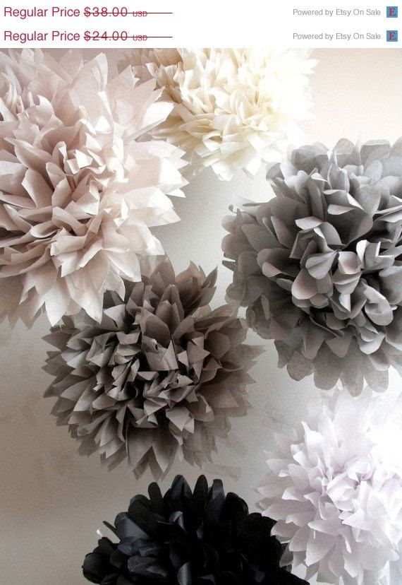 31 best Paper Wedding Decorations images on Pinterest Marriage