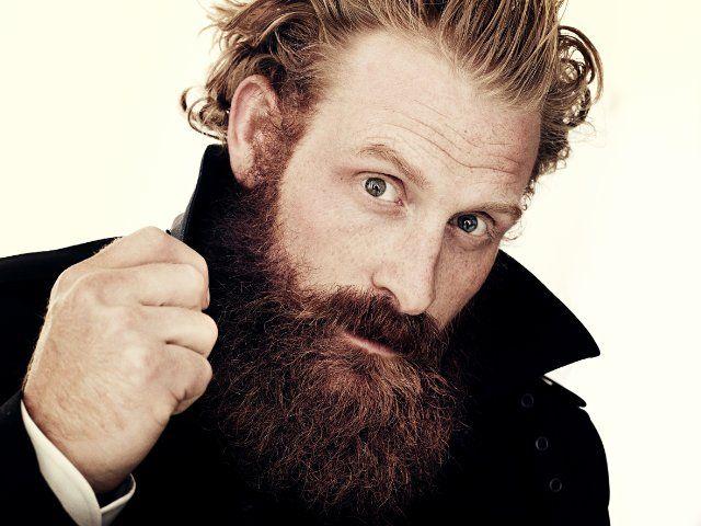 Kristofer Hivju  Great beard!